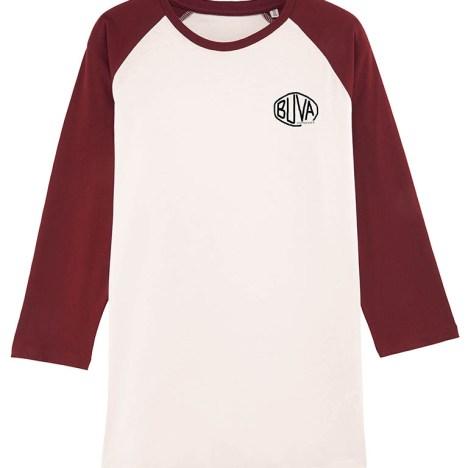 Camiseta de algodón orgánico 3/4