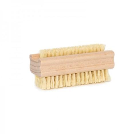 Cepillo de uñas de fibras vegetales