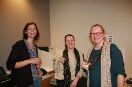 Sarah Madsen-Hardy, Maria Gapotchenko, and Deborah Breen