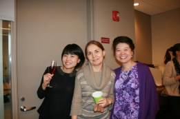 Soomin Jwa, Maria Zlateva, and Esther Hu