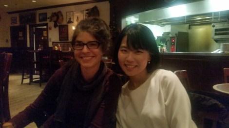 Stephanie Kolberg & Soomin Jwa