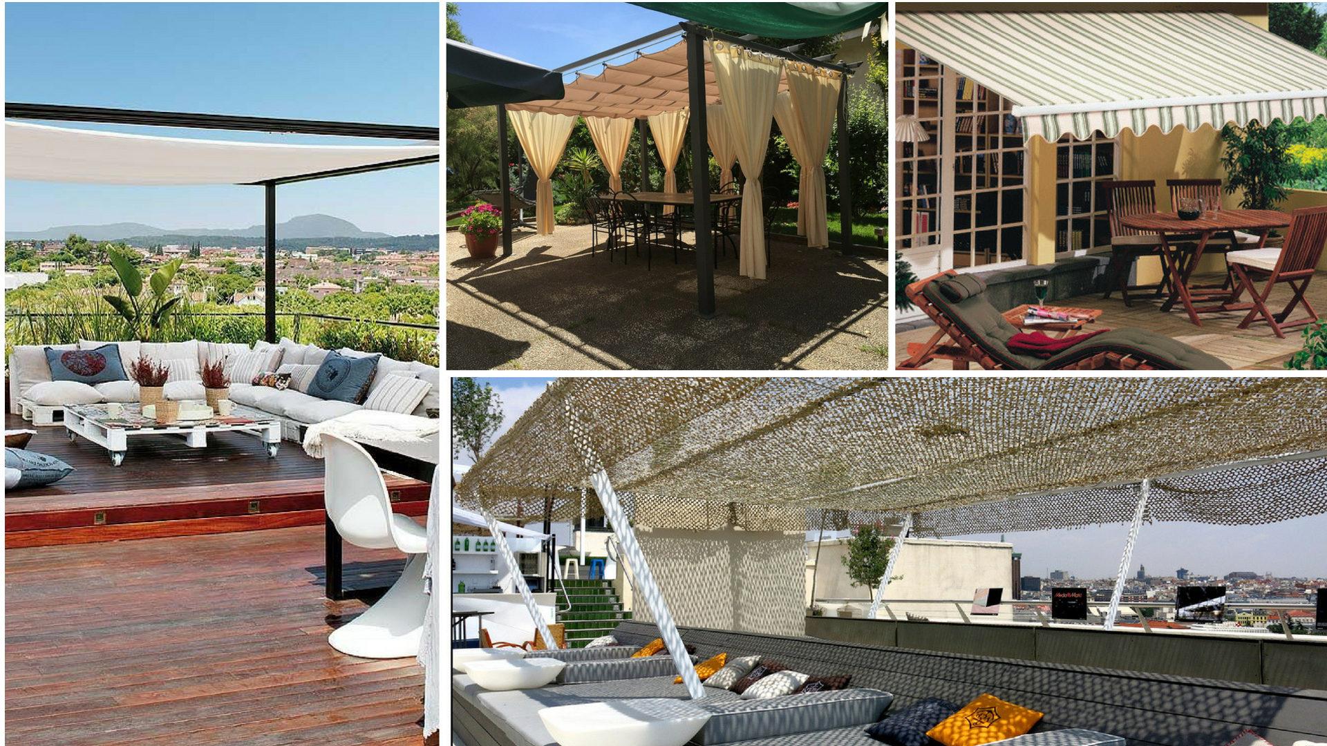 Un toldo es un elemento básico en jardines y terrazas21920