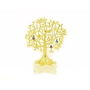 Wish Granting Tree with Auspicious Charms1
