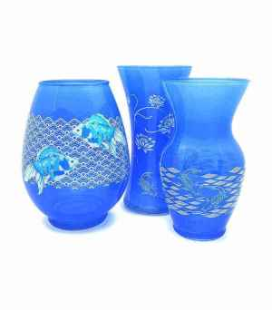3 Water Vases for Success