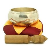 4 Inch Om Mani Padme Hum Singing Bowl1