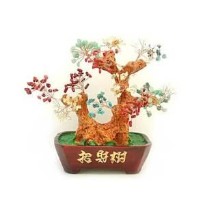 5 Element Crystal Gem Tree1
