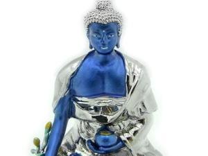 Bejeweled Medicine Buddha