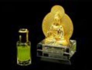 Dual Sided Quan Shi Yin Perfume Stand