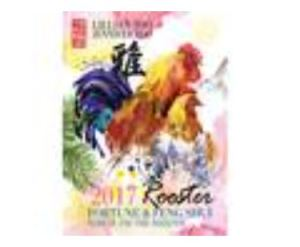 Fortune and Feng Shui Forecast 2017 for Rooster