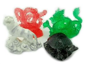 Four Celestial Animals for Excellent Feng Shui