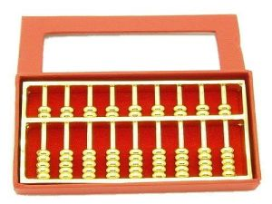 Golden Abacus for Academic Success