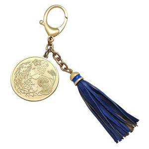 Health & Abundance Amulet Key Chain1