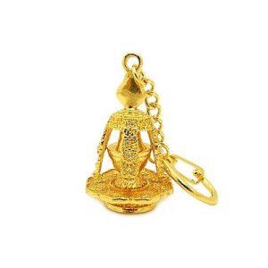 Longevity Vase Keychain Amulet1