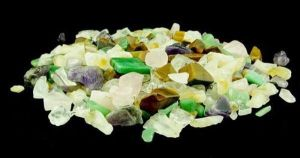 Mix Six Types of Crystal Chips