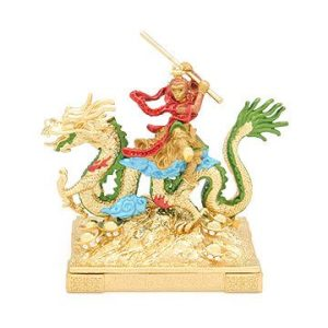 Monkey on Dragon for Business Success