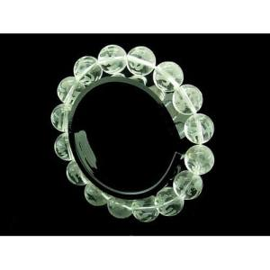 Om Mani Padme Hum Clear Quartz 12mm Bracelet1