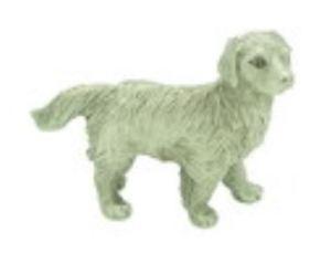 Pewter Chinese Horoscope Animal Dog