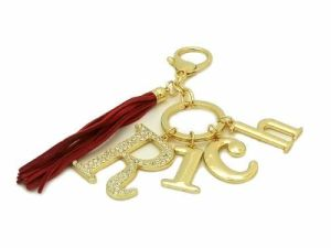 """RICH"" Keychain of Wealth Increase Tassel"