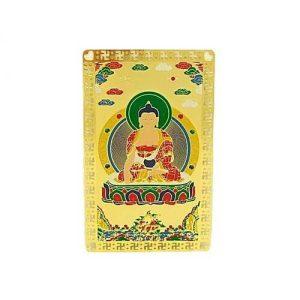Shakyamuni Buddha Talisman Card1