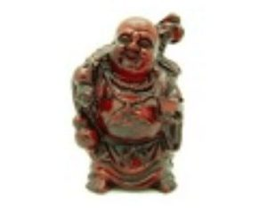 7 Redstone Travelling Laughing Buddha
