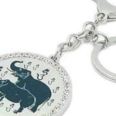 Anti Burglary Keychain Amulet