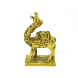 Brass Camel With Treasure1