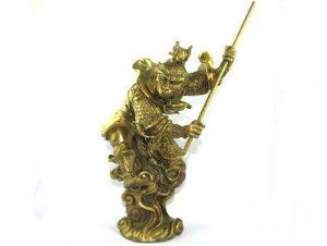 Brass Monkey God
