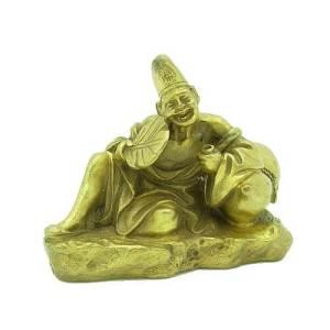 Chi Kung - Beggars God Brass Figurine1