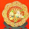 Enamel Cloisonné Mandarin Ducks for Marital Bliss2