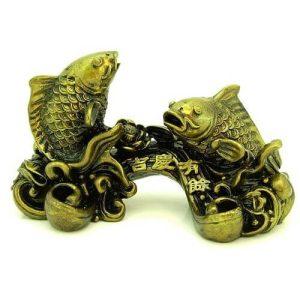 Feng Shui Prosperity Double Carps