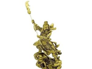 Feng Shui Warrior Guan Gong with Sword