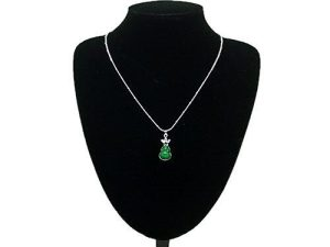 Jade Wulou Pendant (with Chain)1
