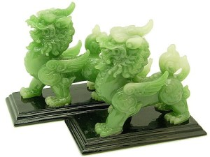 Jadeite Majestic Protective Flying Pi Yao1