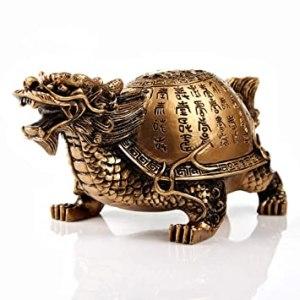 Longevity Feng Shui Dragon Tortoise