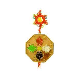 Lucky Feng Shui Five Element Eight Trigrams Tassel1