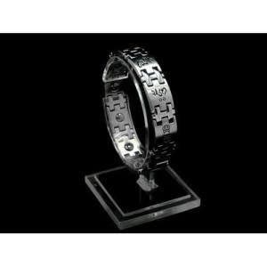 Om Mani Padme Hum Healthiness Magnetic Bracelet1