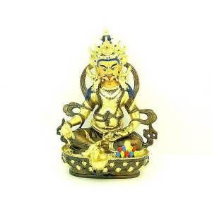 Tibetan Wealth God Jambhala (Large)1