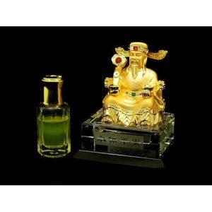 Wealth Deity for Abundance Perfume Stand1