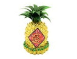 Wealth Enhancing Golden Pineapple