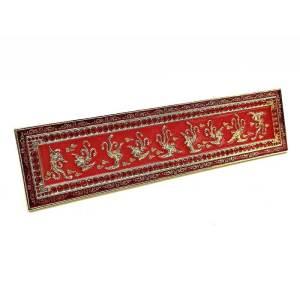 9 Phoenix Red Feng Shui Plaque1