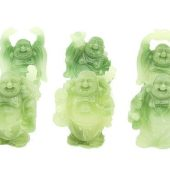 All-Round Good Luck Laughing Buddha (Set of 6)1