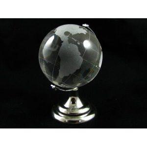 Clear Crystal Globe1