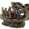 Eight Immortals On A Tree Boat4