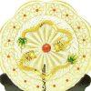 Enamel Cloisonne Double Dragon Wealth Plate4