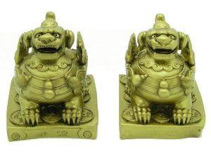 Fortune Bringing Pi Yao (1 Pair)1