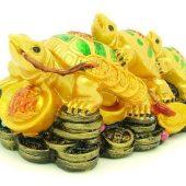 Fuk Luk Sau Three Tier Tortoise on Treasures1