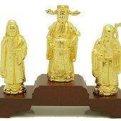 Golden Pewter Fuk Luk Sau1