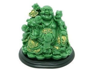 Laughing Buddha With Children1