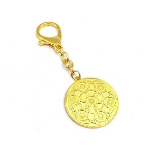 Life Force Amulet Feng Shui Keychain1