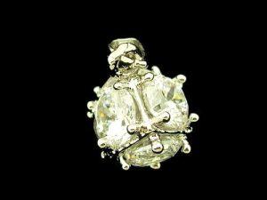 Lucky Swarovski Crystal Pendant1